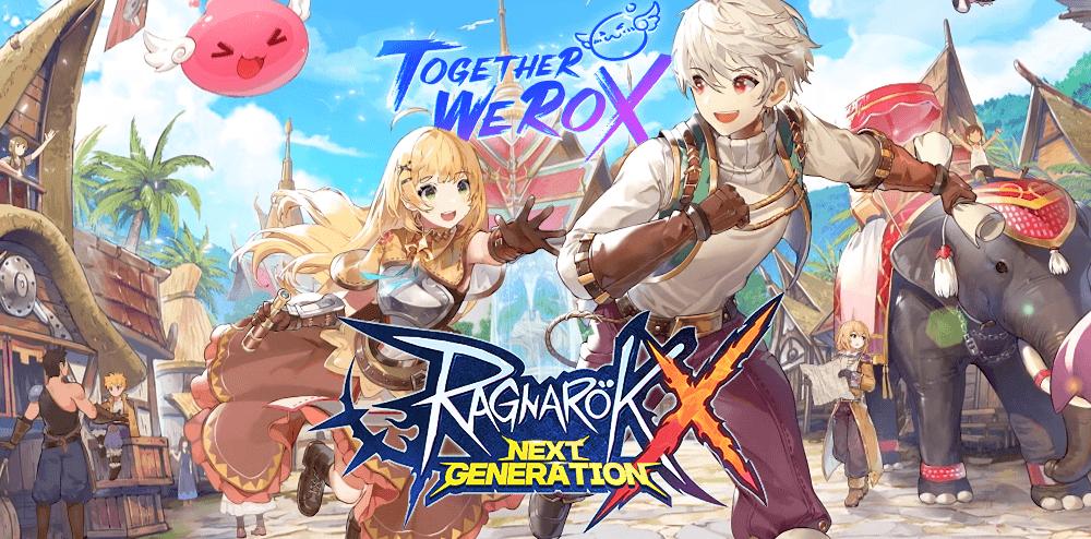 ragnarok x nexxt generation hiện đã có mặt trên Google Play