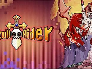 Skull Rider - Game nhập vai RPG cho những người yêu thích đồ họa style Pixel hoài cổ