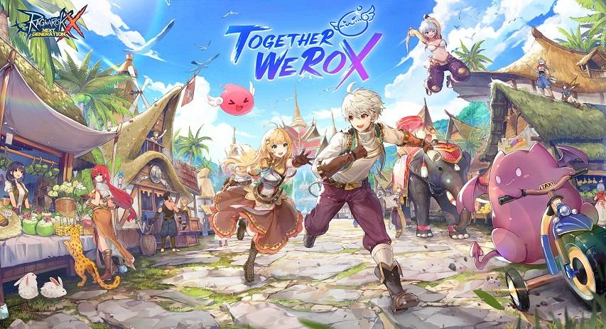 Ragnarok X: Next Generation với đồ họa tuyệt đẹp
