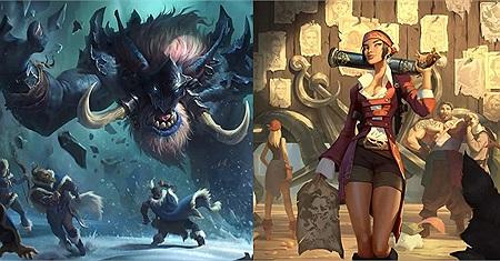Riot và thiết kế game The Witcher 3 hợp sức để tạo ra một game thể loại MMORPG vũ trụ LMHT