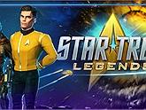 Đánh giá Star Trek: Legends - một tựa game gacha cao cấp