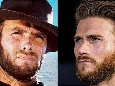 Những tài tử Hollywood là bản sao của người cha cực nổi tiếng