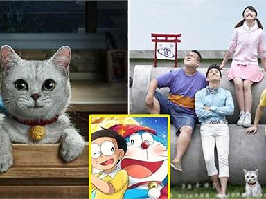 """Doraemon live-action bản Trung khiến khán giả phẫn nộ vì dàn diễn viên """"tưởng không già mà già không tưởng"""""""