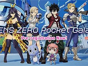 EDNS ZERO Pocket Galaxy tựa game nhập vai hành động mới trên mobile hiện đã được Konami mở Đăng ký trước