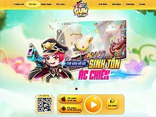 Gun Star ra mắt website chính thức, ngày chinh phục siêu phẩm bắn súng tọa độ sinh tồn đã không còn xa nữa!