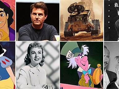 25 nhân vật Disney lấy cảm hứng từ người thật