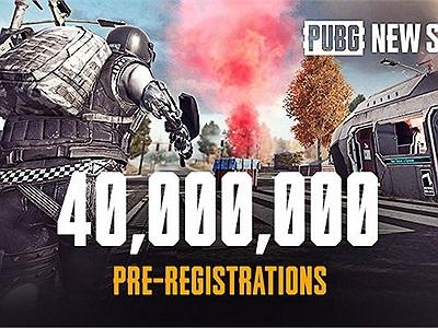 PUBG: New State hiện đã có hơn 40 triệu lượt Đăng ký trước trên toàn thế giới