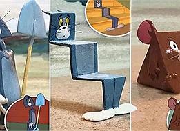 Loạt meme trong bộ phim hoạt hình Tom & Jerry được biến thành decor khiến dân tình cười sái hàm
