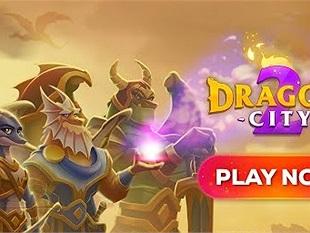 Khám phá Dragon City 2 - Game mobile dành cho các game thủ yêu thích nhưng con rồng mạnh mẽ