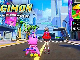 Digimon: New Generation có thể ra mắt toàn cầu vào tháng 10 tới
