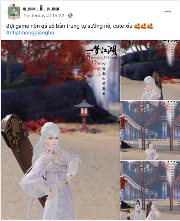 game thủ chia sẻ hình ảnh của gun star bản trung