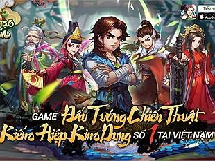 Tiếu Ngạo Độc Tôn VGP – Game Chiến Thuật độc đáo đúc kết tinh túy 60 năm võ học Kim Dung