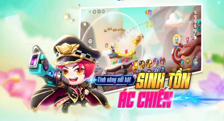 Gun Star - game bắn súng tọa độ sinh tồn đầu tiên tại Việt Nam