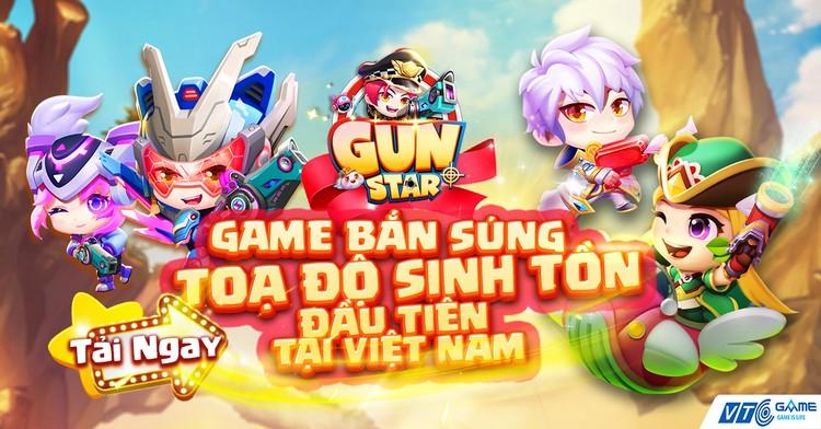 Gun Star còn được đa số các anh em trong group game thủ săn đón