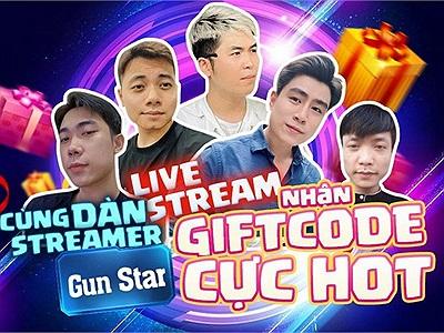 """Lần đầu tiên cả 5 streamer đình đám của dòng game bắn súng tọa độ cùng """"tham chiến"""" trong 1 sự kiện khiến hội game thủ sôi sục hóng lịch livestream"""