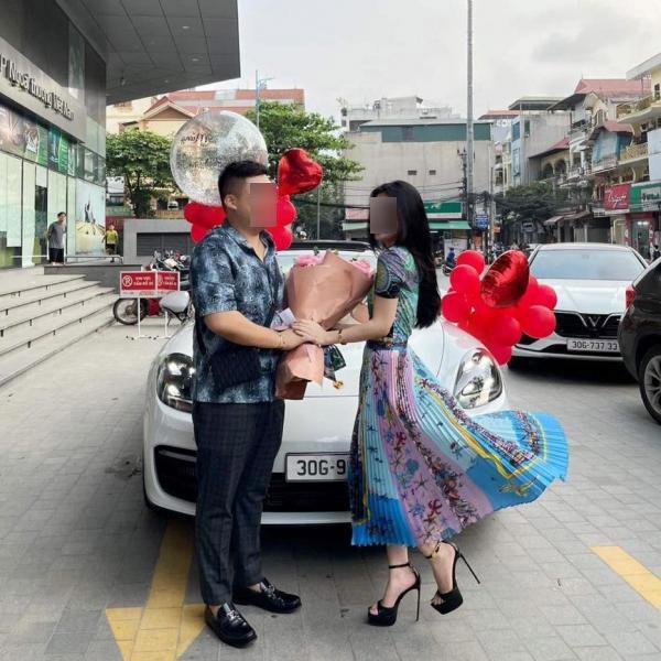 Hot girl được chồng tặng xe: Có đ.ộ.ng th.á.i phủi sạch mối quan hệ sau khi ông tr.ù.m bị bắt
