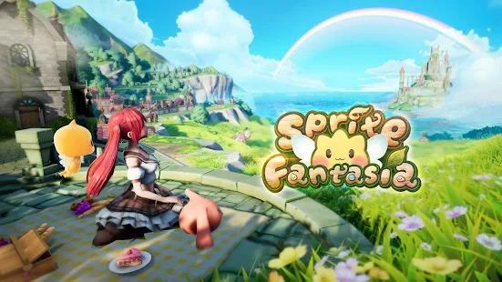 Sprite Fantasia game MMORPG nổi tiếng hiện đang có sẵn trên Google Play Store và Apple Store