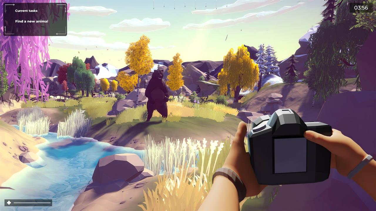 Wild Life Rescue : Tựa game khám phá khu rừng tự nhiên tuyệt đẹp đang được miễn phí trên Microsoft Store