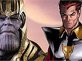 Eternals của Marvel bị leak lên mạng, lộ tình tiết cực quan trọng liên quan đến Thanos