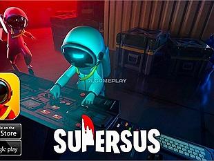 """Super Sus - Một tựa game """"ăn theo"""" Among Us với nhiều nâng cấp thú vị"""