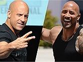 """The Rock tiết lộ mối bất hòa với Vin Diesel: """"Tôi với anh ấy như nước với lửa"""""""