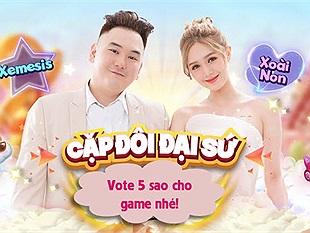 Nhanh tay Vote 5 sao - Game thủ Gun Star nhận mưa quà tặng từ NPH VTC Game