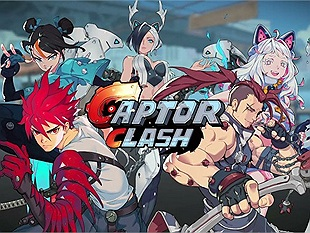 Đừng bỏ lỡ Captor Clash - Game chặt chém mới ra mắt trên nền tảng mobile