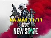 PUBG: New State sẽ chính thức ra mắt vào ngày 11/11 tới tại 200 quốc gia trên thế giới