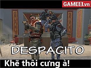 """Cười sặc sụa vì bản cover """"Despacito"""" của game thủ Warface làm """"chất quá"""""""